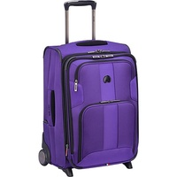 Delsey Sky Max 20 Expandable 2 Wheeled Carry-On Luggage