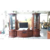 桃園國際二手貨中心-----實木電視櫃 / 大型電視櫃 /