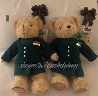 [代訂預購]泰國 fourbears 空服 制服熊 代訂 代購 長榮航空 舊制服