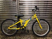 二手腳踏車 捷安特 giant yj251 20吋6段變速兒童車二手兒童腳踏車