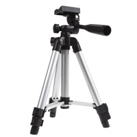 High Quality Portable Professional Camera Tripod Flexible Tripod Mount  With Bag For  Digital  Camer