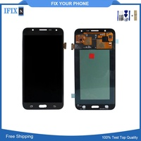 Super AMOLED Display For SAMSUNG Galaxy J7 Pro 2017 J730 J730F LCD Touch Screen