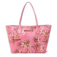 Victoria's Secret Flower Tote Bag (Pink)