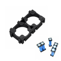 10pcs 2 Series 18650 Lithium Battery Support Combination Fixed Bracket With Bayonet