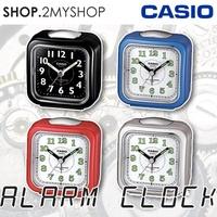 CASIO ALARM CLOCK WITH BEEPER SOUND  SUPER BRIGHT LED