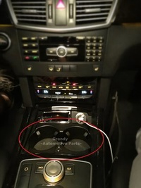 Mercedes Benz 原廠 賓士 置杯架 杯架 固定座 For W212 S212 Estate ( 小改款前 )