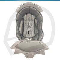 ZEUS 瑞師 625 ZS-625 碳纖維 專用半罩式 內襯全可拆 透氣 專用內襯 頭頂 配件《裕翔》