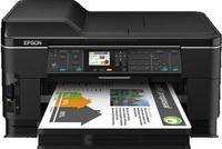 EPSON WF-7511 A3+彩色專業噴墨複合機(傳真事務機/多功能事務機)  A3+列印/影印/掃描/傳真  黑彩高速列印 A3噴墨印表機  傳真噴墨複合機  EPSON印表機 影印/掃描/傳真四合一  傳真機、影印機、掃瞄機、列印機複合機