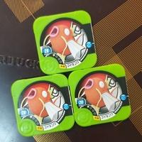 Tretta 神奇寶貝 鯉魚王 精靈寶可夢 綠光球 綠光 卡匣