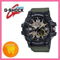 Casio G-Shock Master of G Mudmaster Series Green Resin Strap Watch GG1000-1A3 GG-1000-1A3