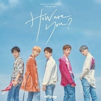 Music N.Flying-[How Are You] 4th Mini Album CD+Poster+Book