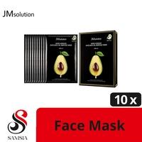 JM Solution Water Luminous Avocado Oil Ampoule Mask