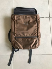 🚚 Brown Delsey Backpack