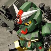 【扭蛋達人】BANDAI超合金SDX鋼彈.指揮官鋼彈(現貨特價)