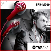 ◆Authentic◆Yamaha Japan EPH-200 High-performance In-ear Headphone Earphones with Remote and Mic