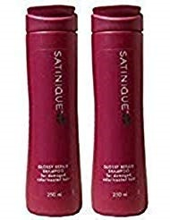 [USA Shipping] Amway Satinique Glossy Repair Shampoo - 250 ML Pack Of 2(500 ml)