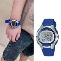 【CASIO 卡西歐】多元STANDARD兒童電子錶系列(LW-200-2A)