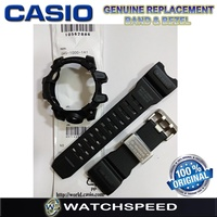 Original Replacement Band and Bezel for Casio G-Shock MudMaster For GWG-1000-1A1