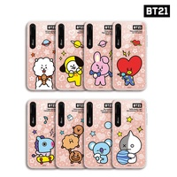 BTS BT21 Official Authentic Goods Basic Mirror Light UP Case for iPhone