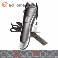 ecHome Wireless Rechargeable Ergonomic Design Trimmer Shaver Hair Cut Clipper - intl