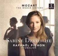 Mozart - The Weber Sisters / Sabine Devieilhe / Pygmalion / Raphaël Pichon