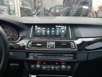 新竹 台中 BMW F10 CIC 升級 10.2吋大螢幕 4核16G 導航 藍牙 USB影片 手機鏡像 YOUTUBE