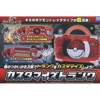 HAPPY小舖~Pokemon tretta 神奇寶貝~卡匣手提收納盒/卡匣收納盒/卡匣盒~二手品!日本帶回!送贈品!
