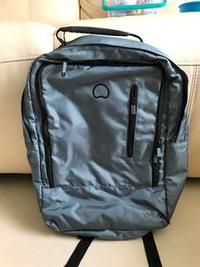 """🚚 Delsey 15.6"""" laptop backpack"""