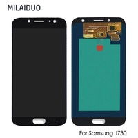 MILAIDUO Original /oem Amoled /tft Lcd Display For Samsung Galaxy J7 Pro 2017 J730 J730f J730m J730y Lcd Touch Screen Digitizer Assembly