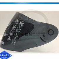 SBK SUPER-R PLUS系列 深色 鏡片 耐刮  半罩 四分之三帽 安全帽專用 強化《裕翔》