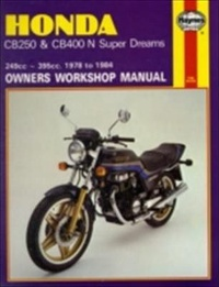Honda CB250 & CB400N Super Dreams (78 - 84)