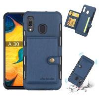 現貨適用於三星Samsung Galaxy A20 A30 A50 Case錢包翻蓋扣