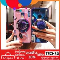 เคส New เคส Huawei Y5 Y6 Y7 Y9 Prime Pro 2018 Blu-Ray Phone Case Soft TPU Back Cover Casingcase เคสแ