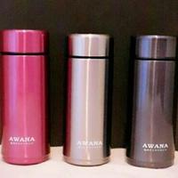 AWANA 炫彩保溫杯 一體成型 不鏽鋼 保溫瓶 150ml 250ml