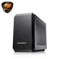【COUGAR 美洲獅】 8M02 (QBX) Mini-ITX 電腦機殼