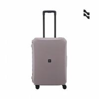 【LOJEL】26吋 VOJA 框架PP 行李箱 luggage(PP12-灰色)【威奇包仔通】
