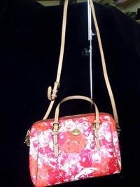 กระเป๋าสะพาย Coach มือสองของแท้
