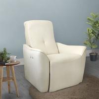 !新生活家具! 新品上市!《安妮特》電動沙發椅 單人沙發椅 觸控 PU皮 無段數電動沙發椅