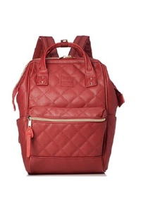 Anello anello Quilting Hinge Clasp PU backpack