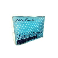 Ashley Summers Mattress Protector Super Single Size