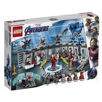 LEGO 樂高 Marvel 復仇者聯盟 76125 Iron Man Hall of Armor 【鯊玩具】