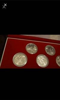記念千禧年龍幣套幣