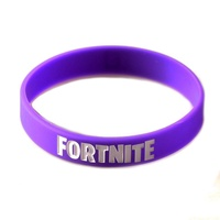 YIN SL FORTNITE Bracelets Kids Adult Party Game Fortnite 5 Color Silicone Bracelet