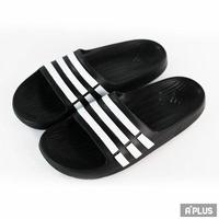 ADIDAS 女 DURAMO SLIDE K 運動拖鞋 - G06799 APLUS