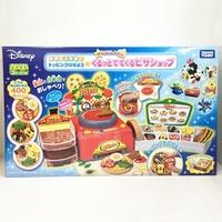 【Fun心玩】DS61627 麗嬰 日本 多美 TOMY Disney 迪士尼 神奇超市 比蕯店 披薩店 遊戲組 禮物