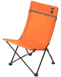 【鄉野情戶外專業】 LOGOS |日本| Rosy 休閒椅/折疊椅 摺疊椅 野營椅-橘/LG73173045