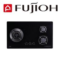 FUJIOH FH-GS5030 SVGL 3 BURNER GLASS HOB