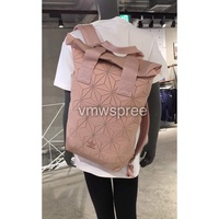 HOT SALE  Adidas 3D Mesh Roll Top Backpack Issey Miyake Bag