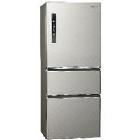 【Panasonic 國際牌】500L三門變頻電冰箱 NR-C500HV-S 銀河灰