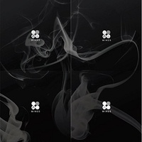 BTS - WINGS (Vol.2) CD+Photobook+Photocard+Folded Poster+Double Side Photocards